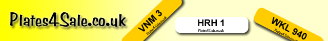 Plates4Sale - Buy or sell your next cherished registration mark on Plates4Sale.co.uk